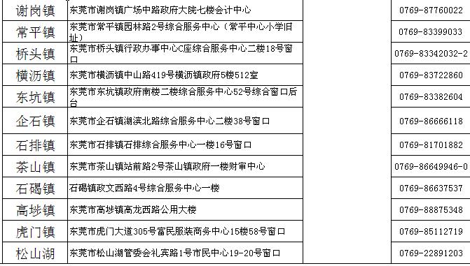 2019年东莞市初级会计职称考后资格复核地址