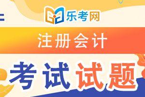 注册会计师cpa《公司战略》精选习题(2)
