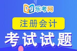 注册会计师cpa《公司战略》精选习题(3)